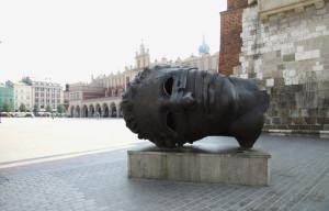 Скульптура «Связанный Эрос»